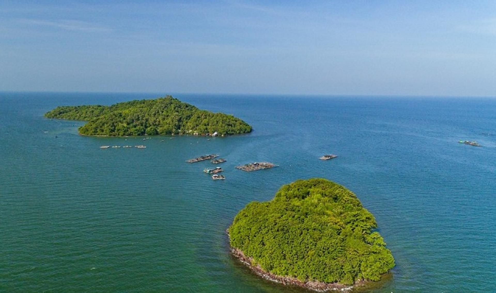 Hà Tiên và tham vọng trở thành Maldives của Việt Nam