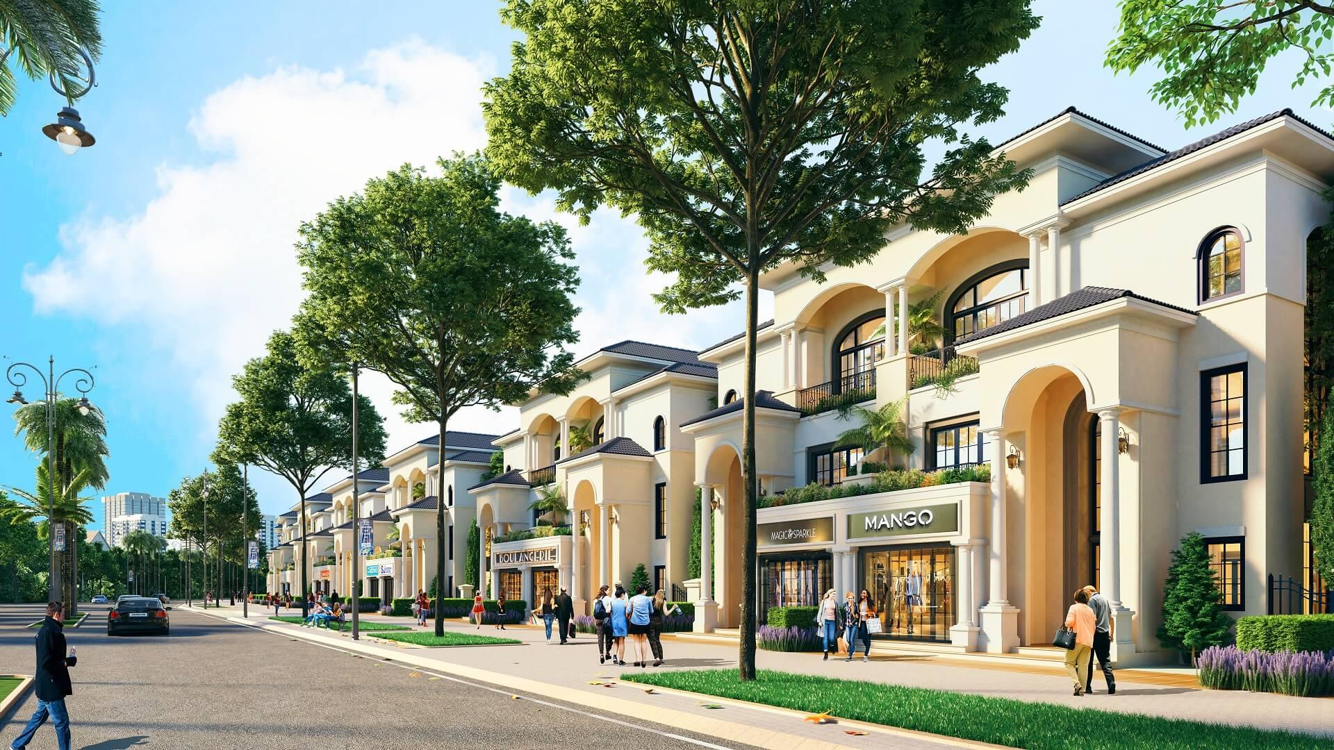 Shop Villas Ha Tien Venice Villas: Mảnh ghép hoàn hảo cho du lịch Hà Tiên