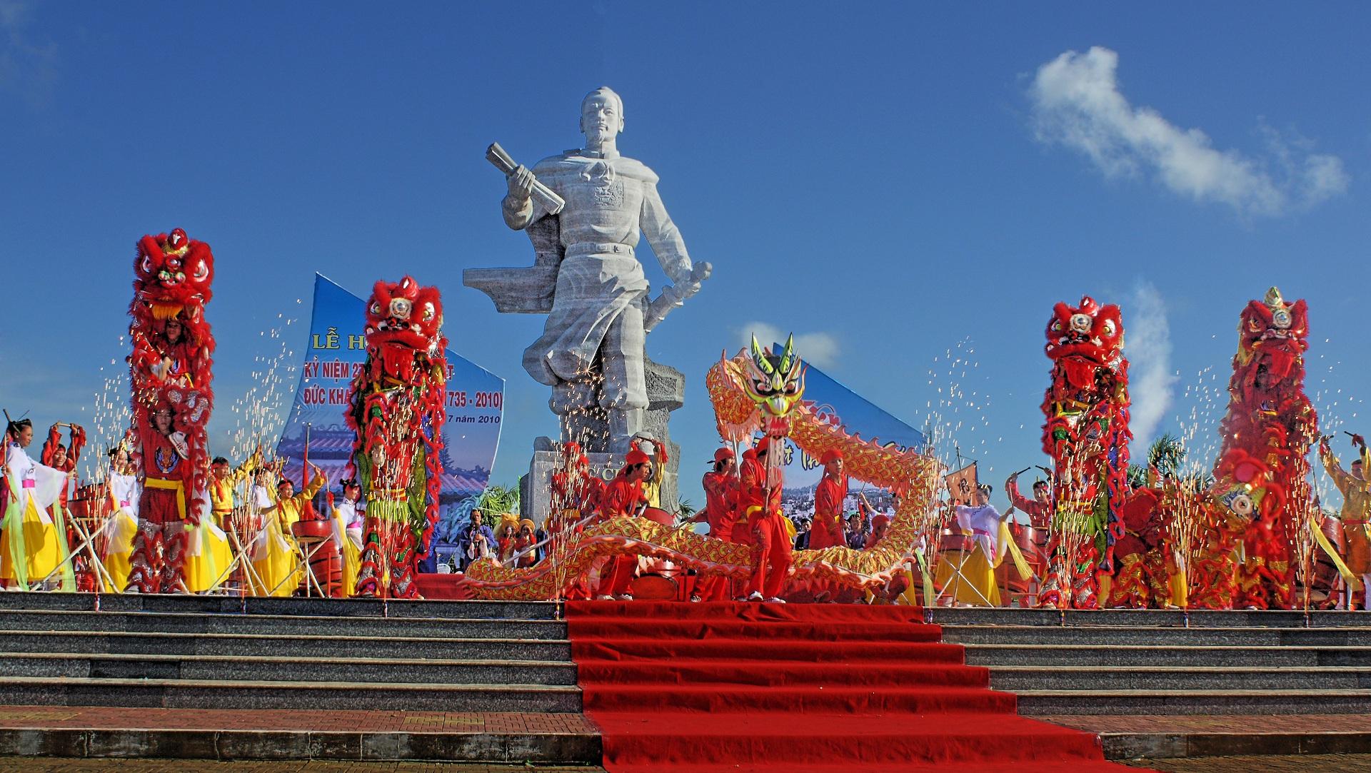 Cơn lốc dự án đổ bộ về Hà Tiên