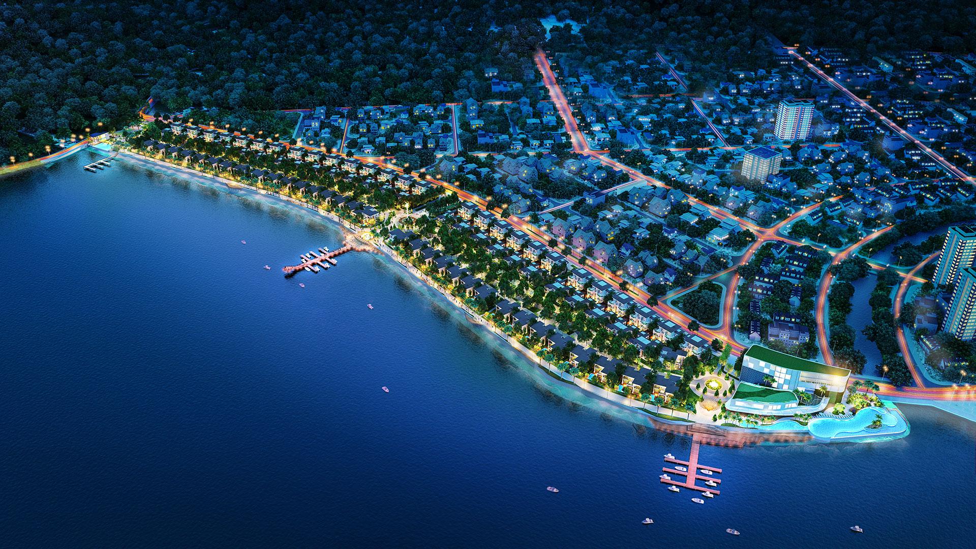 Thế đắc địa của Ha Tien Venice Villas trên thị trường bất động sản biển