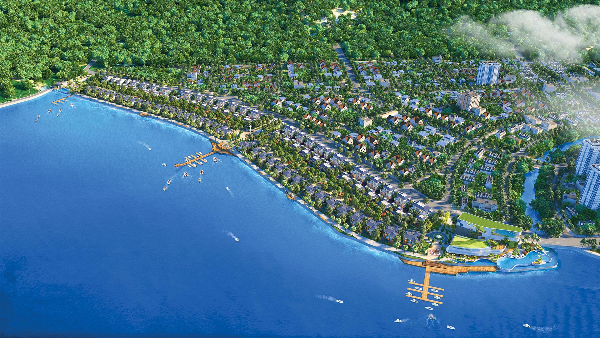 10 ưu thế của Ha Tien Venice Villas trên thị trường bất động sản ven biển