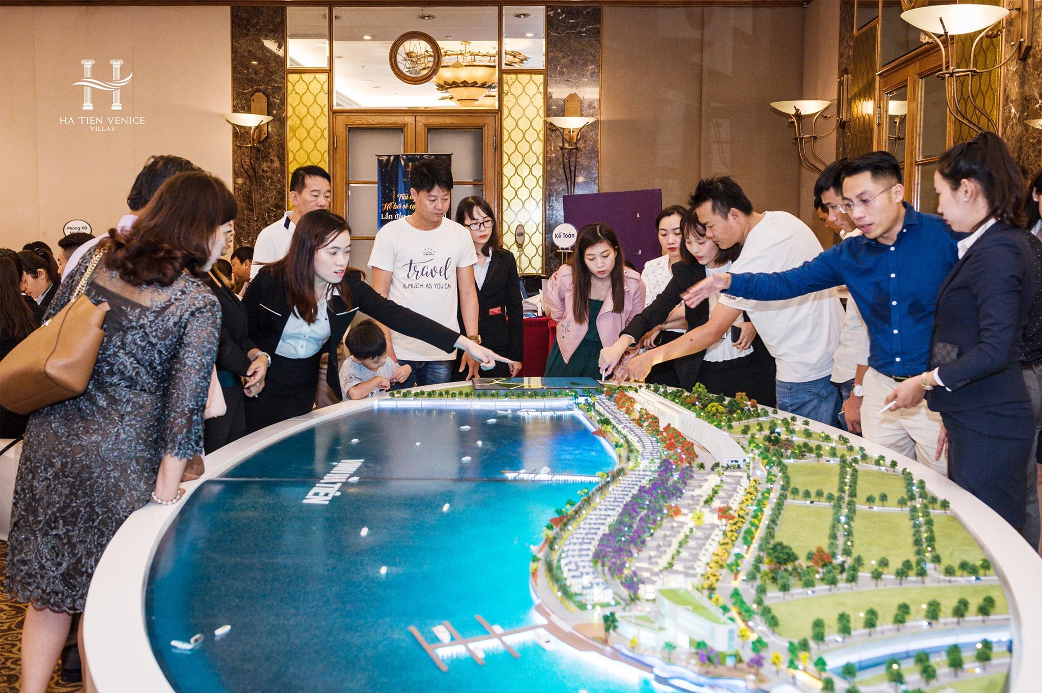 100% Shophouse La Rina giao dịch thành công: Bất động sản Hà Tiên chứng kiến cơn sốt đất lịch sử